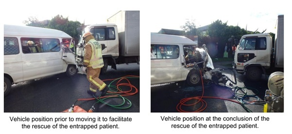 what should you do if you find a patient entrapped in a vehicle who is in need of cpr?-0