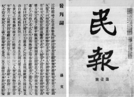 who is associated with the three principles of the people in china?-0