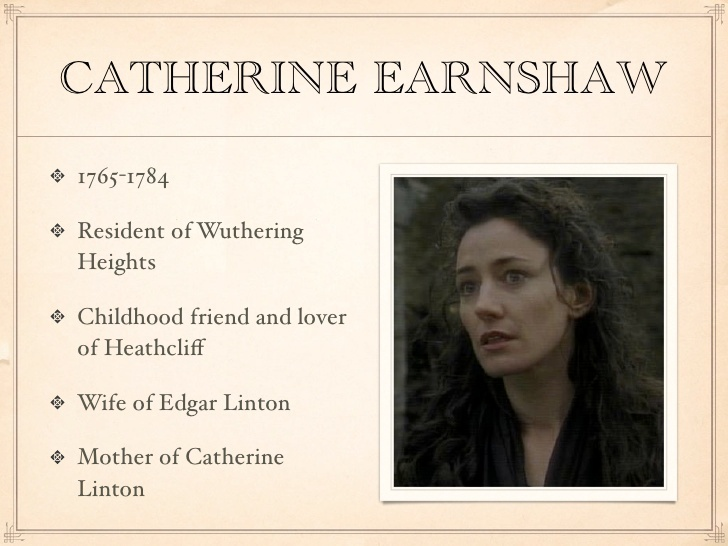 who is catherines one true love wuthering heights-2