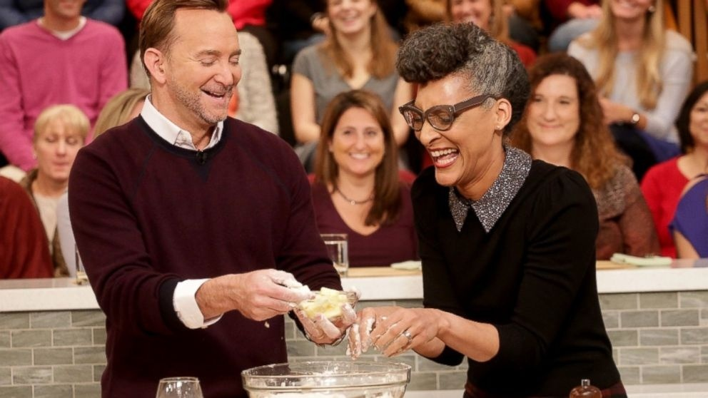 who is clinton on the chew married to-3