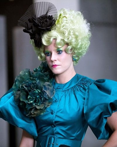 who is effie trinket in the hunger games-0
