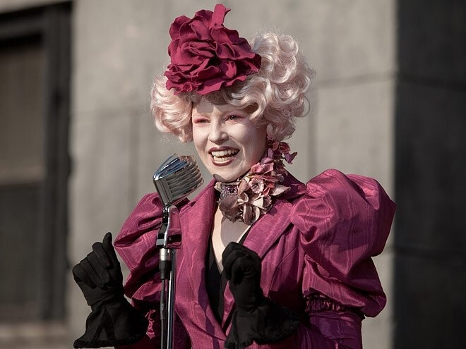who is effie trinket in the hunger games-1
