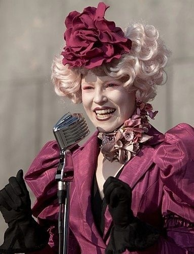 who is effie trinket in the hunger games-2