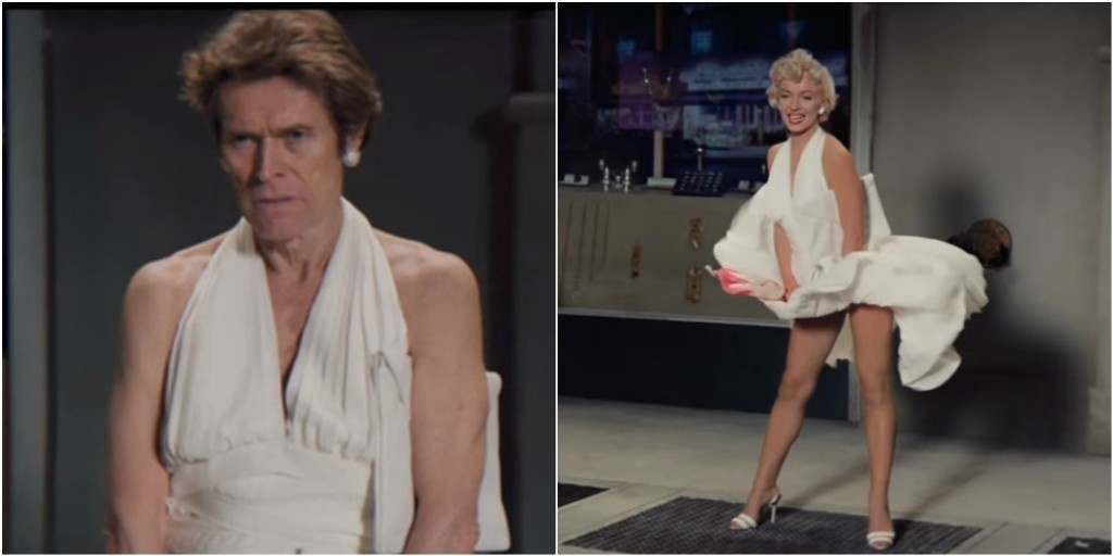 who is in the marilyn monroe snickers commercial-0