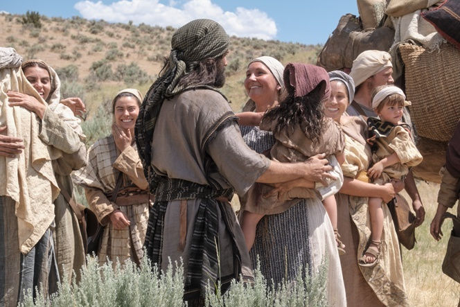 who is ishmael in the book of mormon-3
