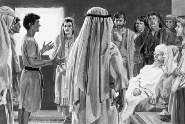 who is ishmael in the book of mormon-4