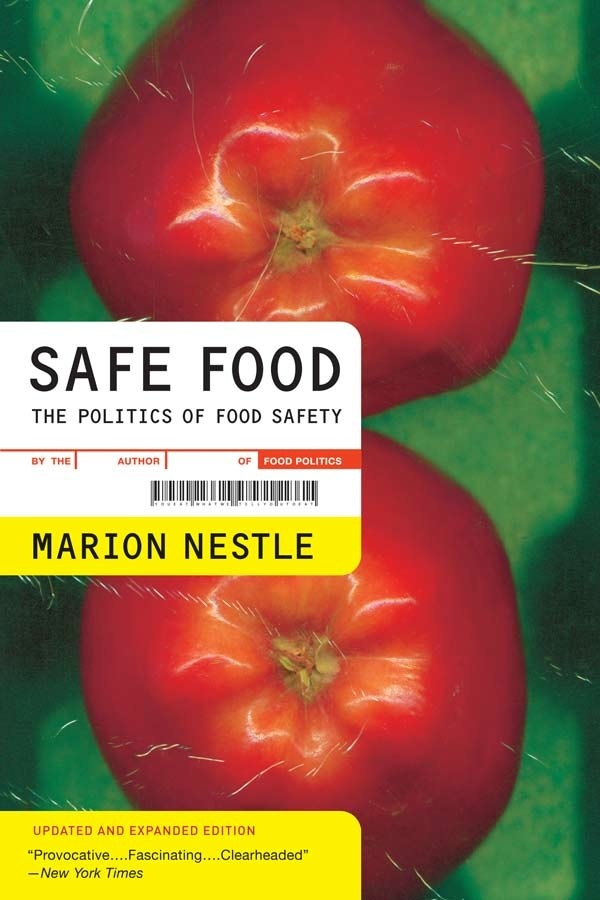 who is responsible for keeping our food safe-1