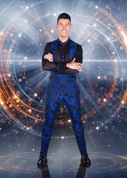 who is ryan on dancing with the stars-1
