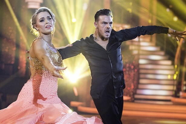 who is ryan on dancing with the stars-2