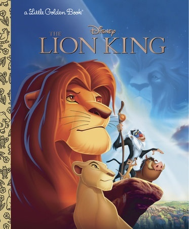 who is the author of the lion king book-0