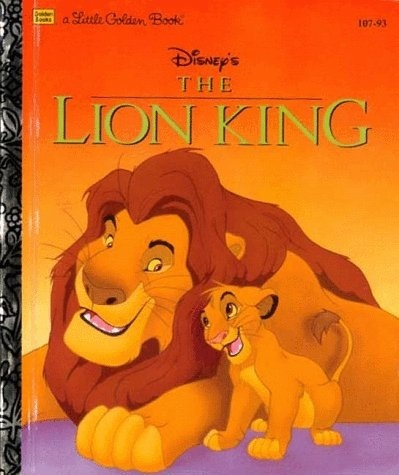 who is the author of the lion king book-1