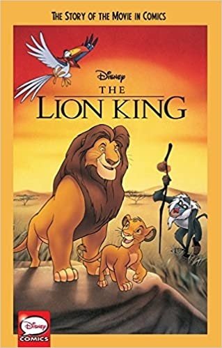 who is the author of the lion king book-3