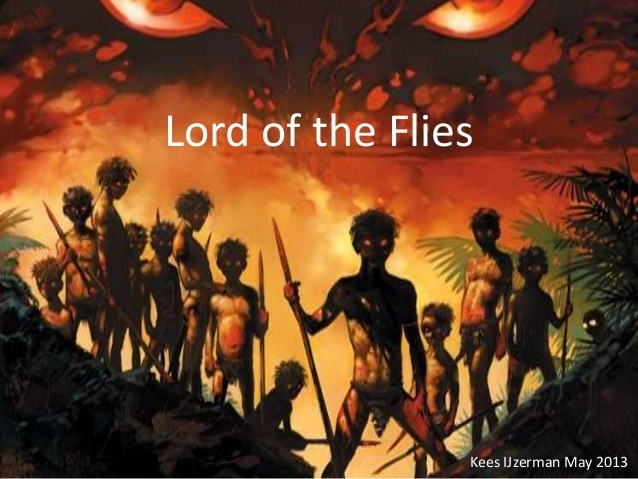 who is the beast in lord of the flies-3