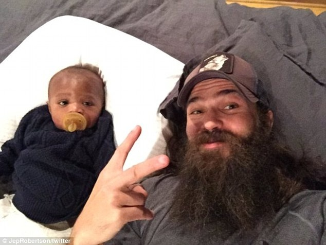 who is the black kid on duck dynasty-0