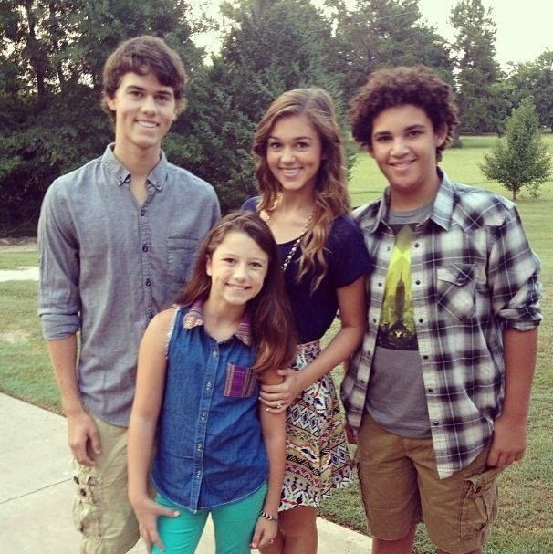who is the black kid on duck dynasty-2