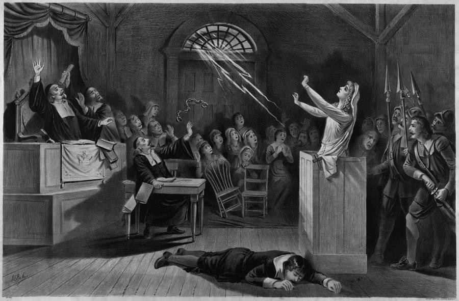 who is the first person that abigail claims practiced witchcraft-1