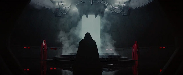 who is the hooded man in rogue one-1