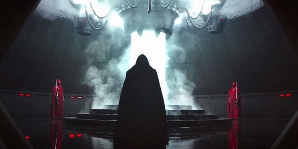 who is the hooded man in rogue one-2