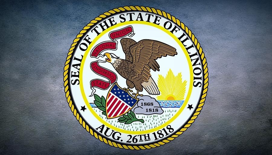 who is the keeper of the great seal of illinois-0