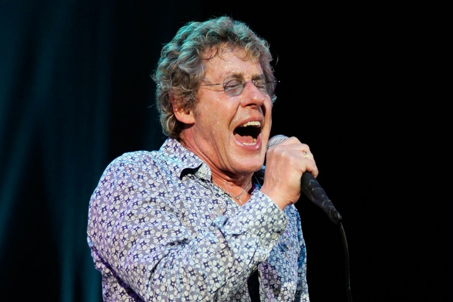 who is the lead singer of the who-2