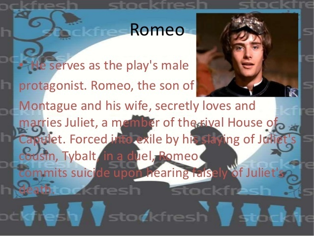 who is the protagonist in romeo and juliet-0
