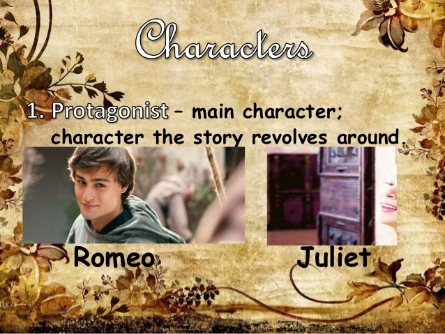 who is the protagonist in romeo and juliet-4