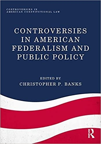 who is the ultimate arbiter of controversies involving american federalism?-0
