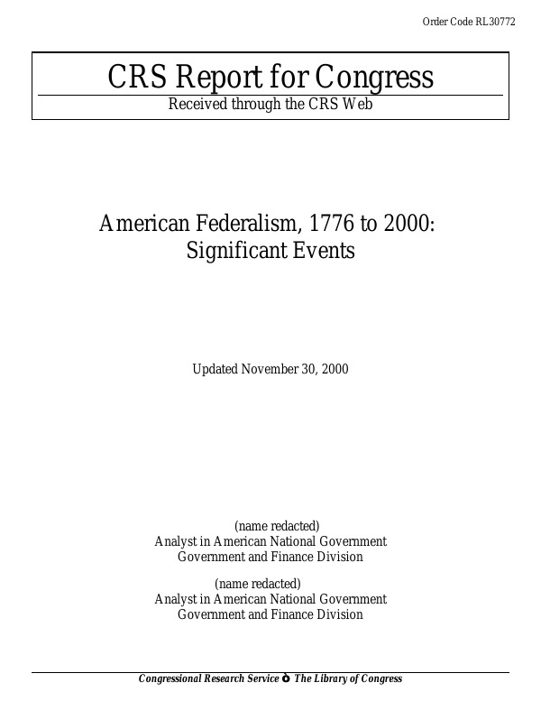 who is the ultimate arbiter of controversies involving american federalism?-1