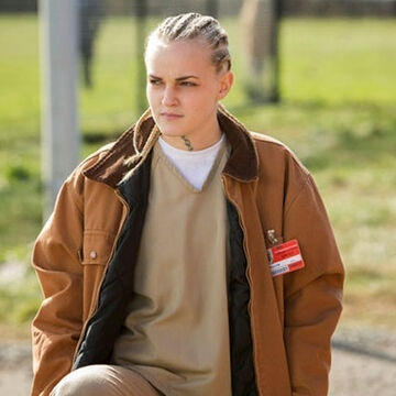 who plays mercy in orange is the new black-2
