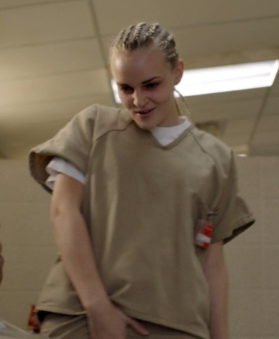 who plays mercy in orange is the new black-3