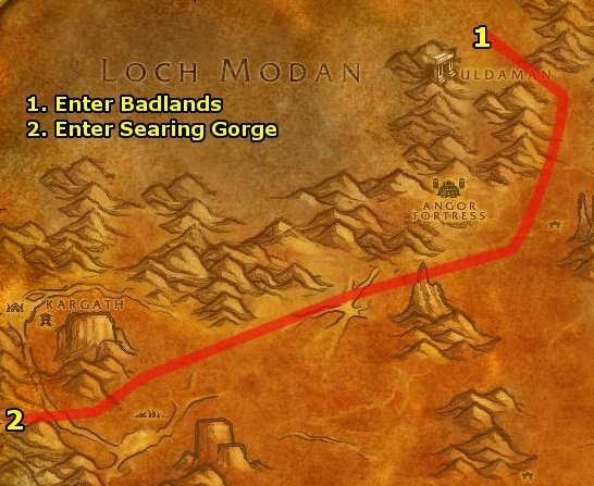 wow classic how to get to searing gorge-1