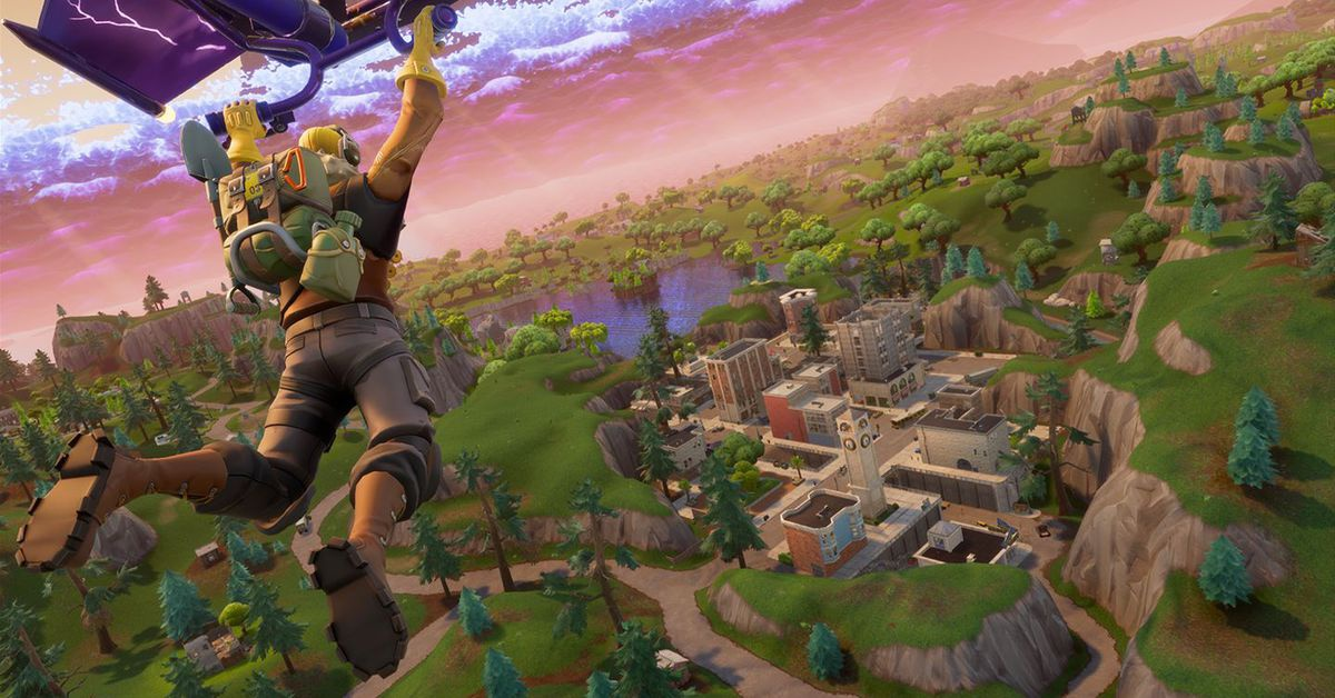 how to play fortnite ps4 and pc-5