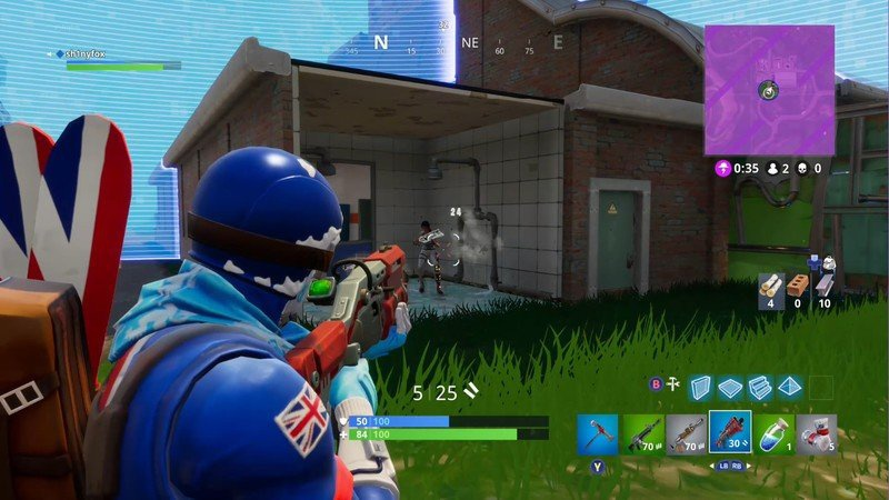 how to play fortnite ps4 and pc-8