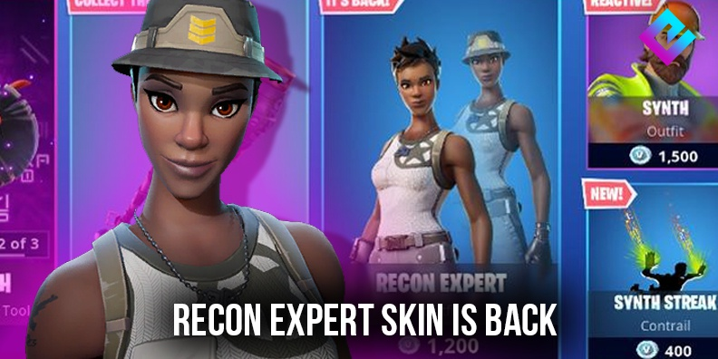 what was the first skin in fortnite-0