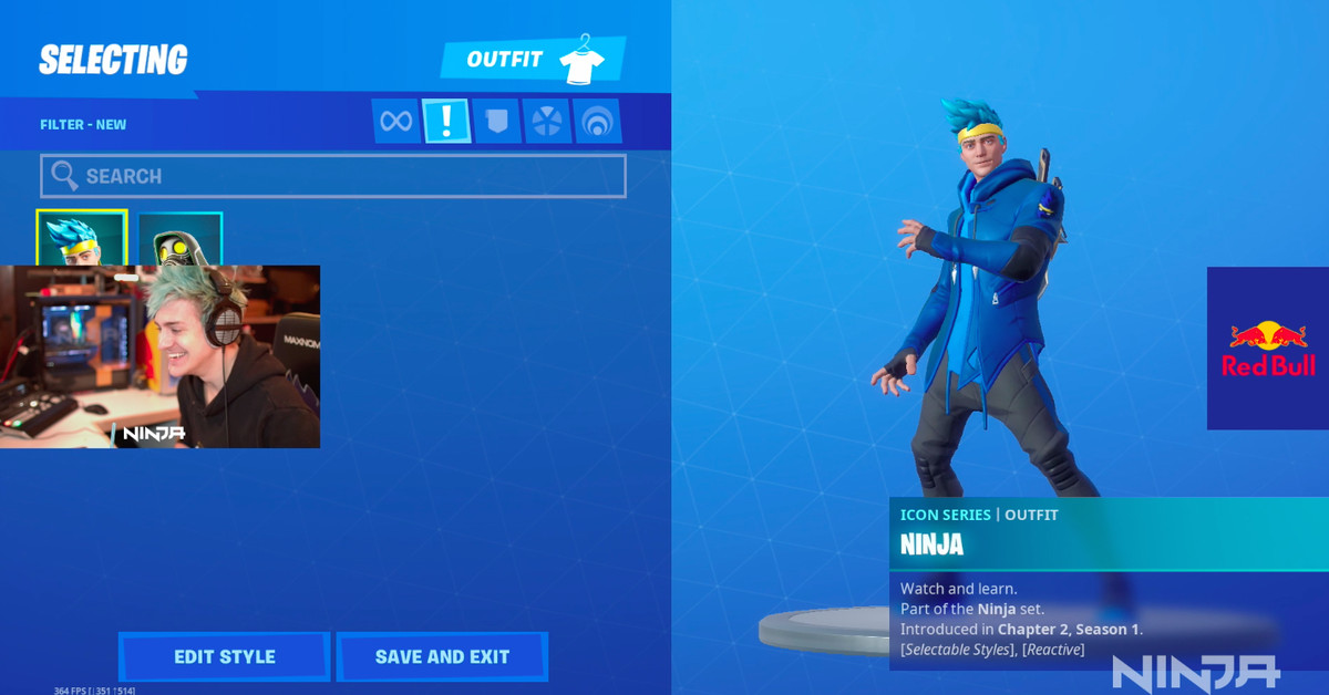 what was the first skin in fortnite-6