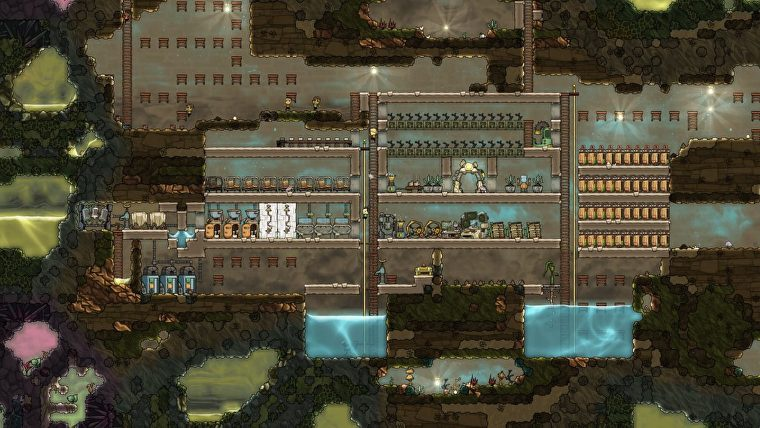 oxygen not included base-0