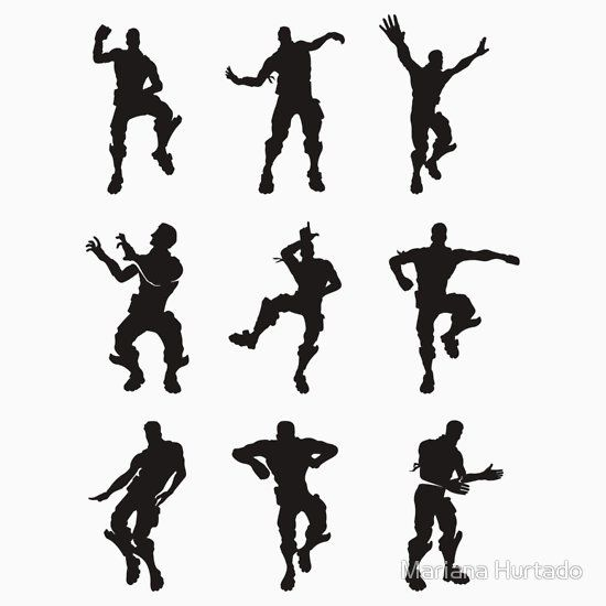list of fortnite dances-4