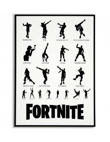 list of fortnite dances-7