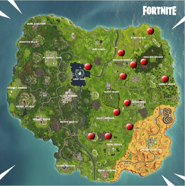 where are apples in fortnite-1