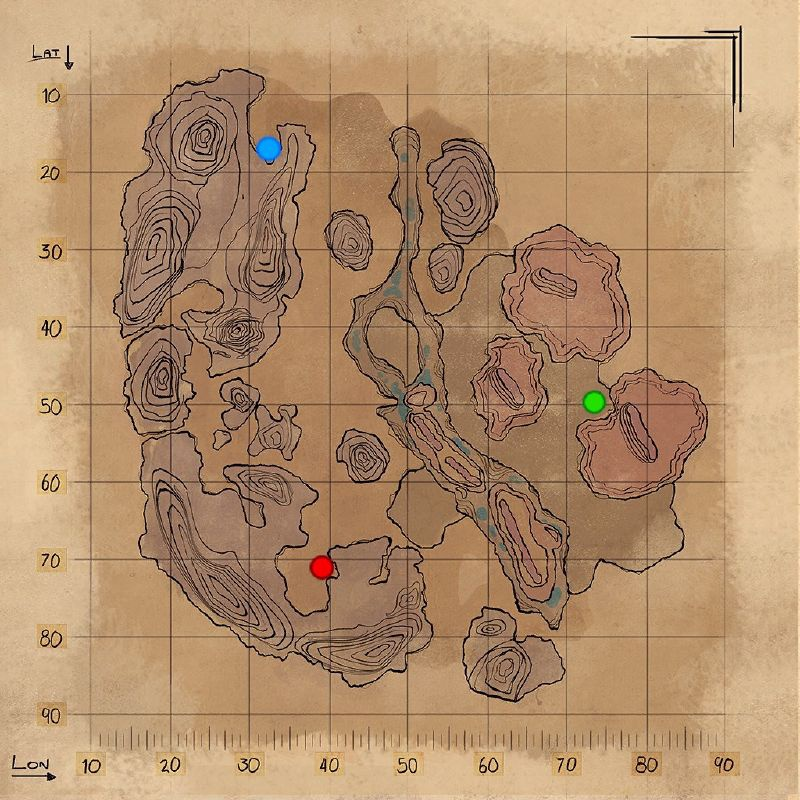 ark map scorched earth-2