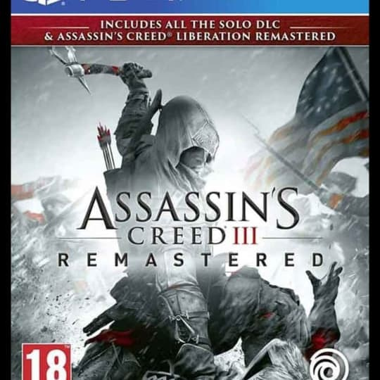 assassin's creed 3: remastered-2