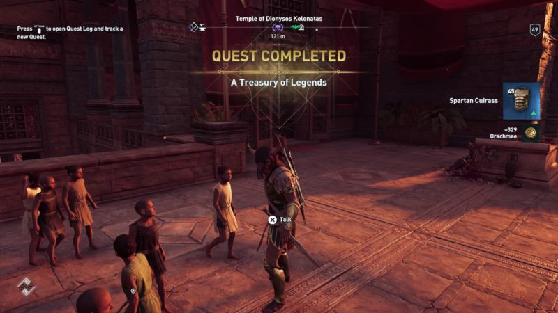 assassin's creed odyssey a treasury of legends-6