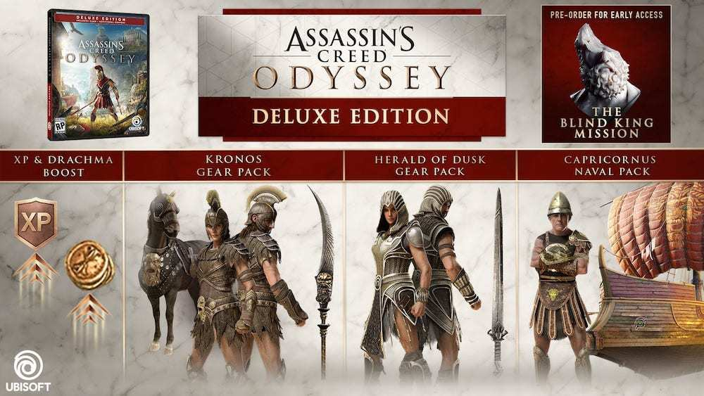 assassin's creed odyssey early access-0