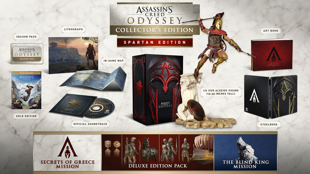 assassin's creed odyssey early access-1