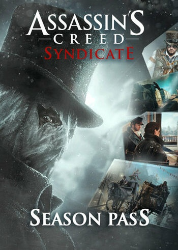 assassin's creed: syndicate - season pass-0