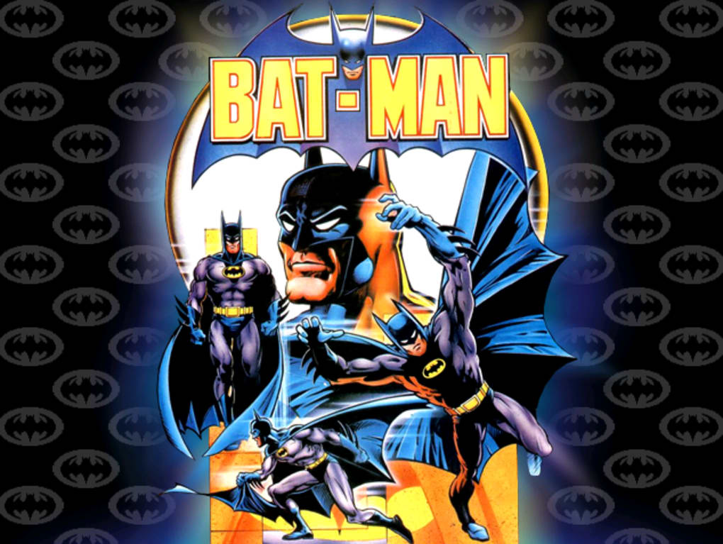 bat man games free download-7