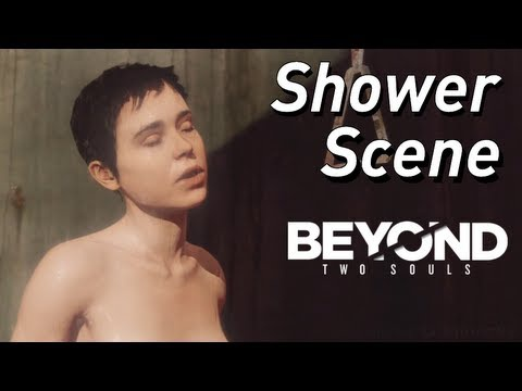 beyond two souls shower-0