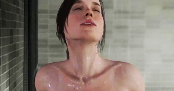 beyond two souls shower-2