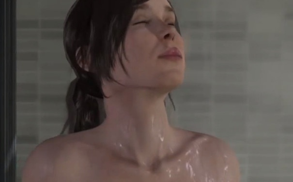 beyond two souls shower-4