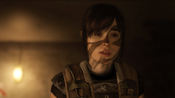 beyond two souls shower-7